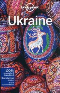 Lonely Planet. Ukraine - okładka książki