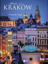 Made in Kraków - okładka książki
