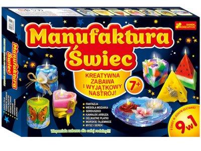 Manufaktura Świec - zdjęcie zabawki, gry