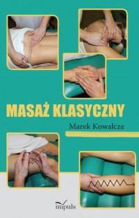 Masaż klasyczny - okładka książki