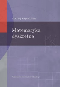 Matematyka dyskretna - okładka podręcznika