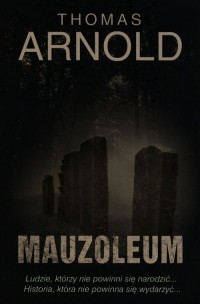 Mauzoleum - okładka książki