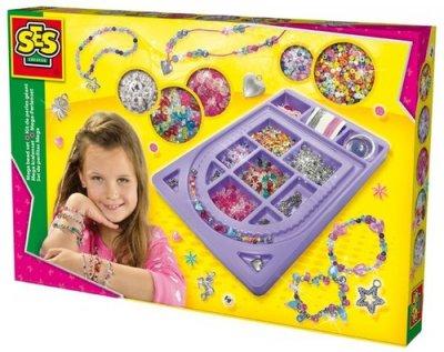 Mega zestaw koralików do tworzenia - zdjęcie zabawki, gry