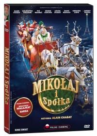 Mikołaj i Spółka - okładka filmu