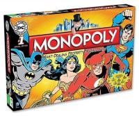 Monopoly DC Universe (wersja ang.) - zdjęcie zabawki, gry