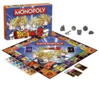 Monopoly. Dragon Ball Z - zdjęcie zabawki, gry