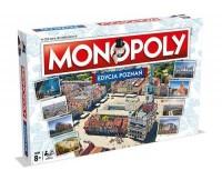Monopoly. Edycja miejska. Poznań - zdjęcie zabawki, gry