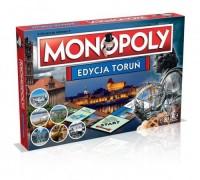 Monopoly edycja Toruń - zdjęcie zabawki, gry