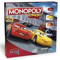Monopoly Junior Auta 3 - zdjęcie zabawki, gry