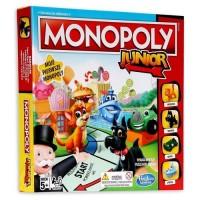 Monopoly Junior. Od zera do milionera. Moje pierwsze Monopoly - zdjęcie zabawki, gry