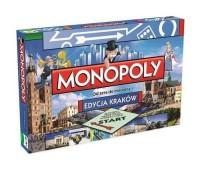 Monopoly. Kraków - zdjęcie zabawki, gry