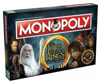 Monopoly Lord of the Rings (wersja ang.) - zdjęcie zabawki, gry