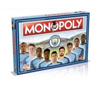 Monopoly Manchester City FC (wersja ang.) - zdjęcie zabawki, gry