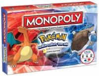 Monopoly Pokemon Kanto Edition (wersja ang.) - zdjęcie zabawki, gry