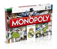 Monopoly. Real Madryt - zdjęcie zabawki, gry
