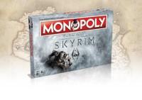 Monopoly: Skyrim - zdjęcie zabawki, gry