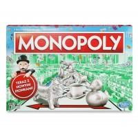 Monopoly. Standard z nowymi pionkami - zdjęcie zabawki, gry