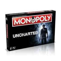 Monopoly Uncharted (wersja ang.) - zdjęcie zabawki, gry