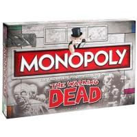 Monopoly Walking Dead (wersja ang.) - zdjęcie zabawki, gry
