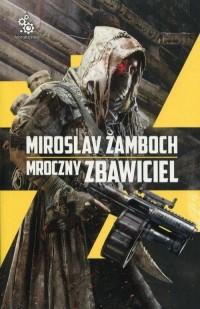 Mroczny Zbawiciel - okładka książki