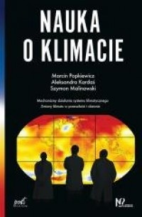 Nauka o klimacie - okładka książki