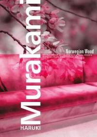 Norwegian Wood - okładka książki