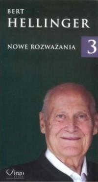 Nowe rozważania 3 - okładka książki