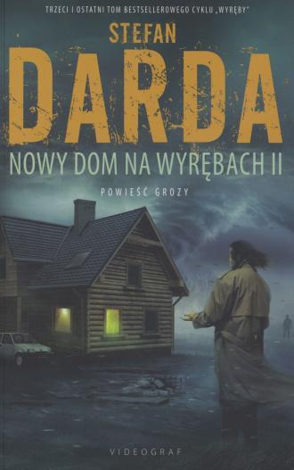 Nowy Dom na Wyrębach II - okładka książki