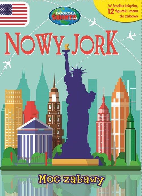 Nowy Jork. Moc zabawy. 12 figurek - zdjęcie zabawki, gry