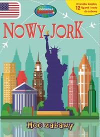 Nowy Jork. Moc zabawy. 12 figurek i mata do zabawy - zdjęcie zabawki, gry