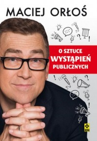 O sztuce wystąpień publicznych - okładka książki