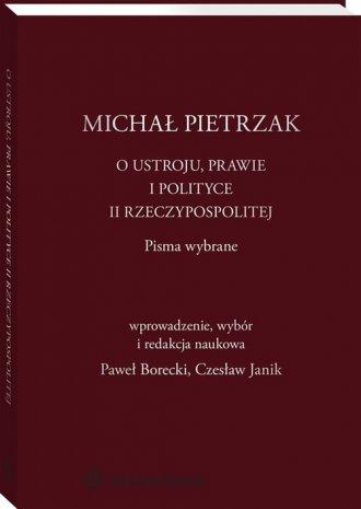 O ustroju, prawie i polityce II - okładka książki