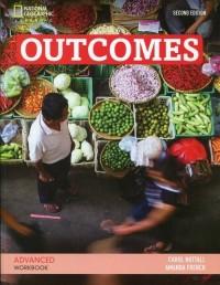 Outcomes Advanced Workbook (+ CD) - okładka podręcznika