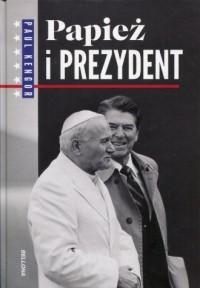 Papież i Prezydent - okładka książki
