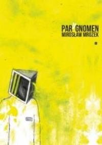 Paragnomen - okładka książki
