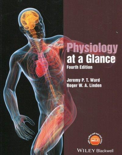 Physiology at a Glance - okładka książki