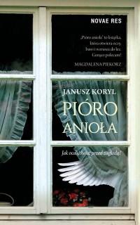 Pióro anioła - okładka książki