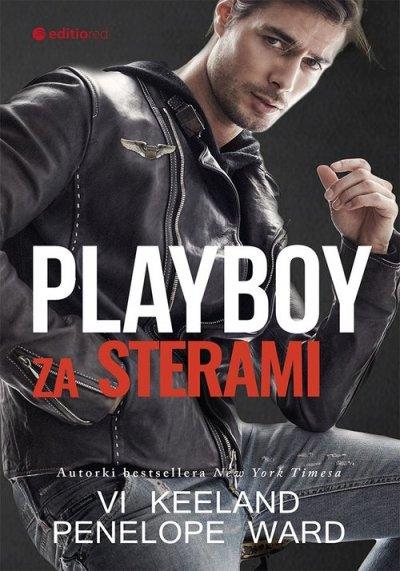 Playboy za sterami - okładka książki