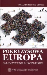 Pokryzysowa Europa. Dylematy Unii Europejskiej - okładka książki