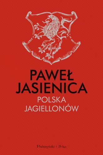 Polska Jagiellonów - okładka książki