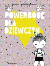 Powerbook dla dziewczyn - okładka książki