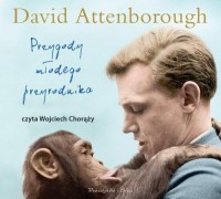 Przygody młodego przyrodnika - pudełko audiobooku
