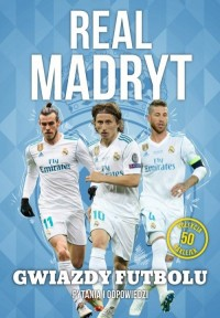 Real Madryt - okładka książki