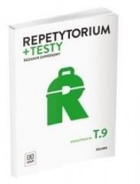 Repetytorium i testy egz. Kelner Kwal. T.9 WSiP - okładka podręcznika