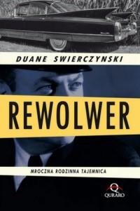 Rewolwer - okładka książki