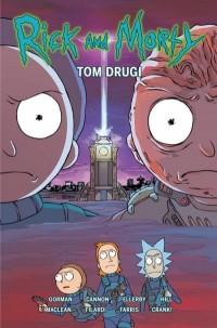 Rick i Morty. Tom 2 - okładka książki