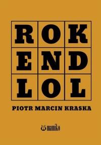 ROK END LOL - okładka książki