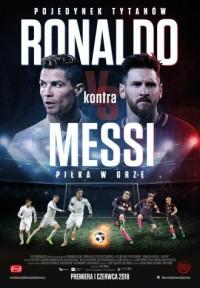 Ronaldo kontra Messi. Pojedynek tytanów - okładka filmu