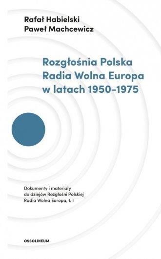 Rozgłośnia Polska Radia Wolna Europa - okładka książki
