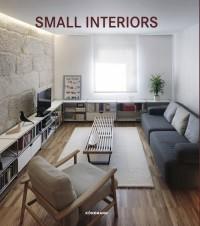 Small Interiors - okładka książki